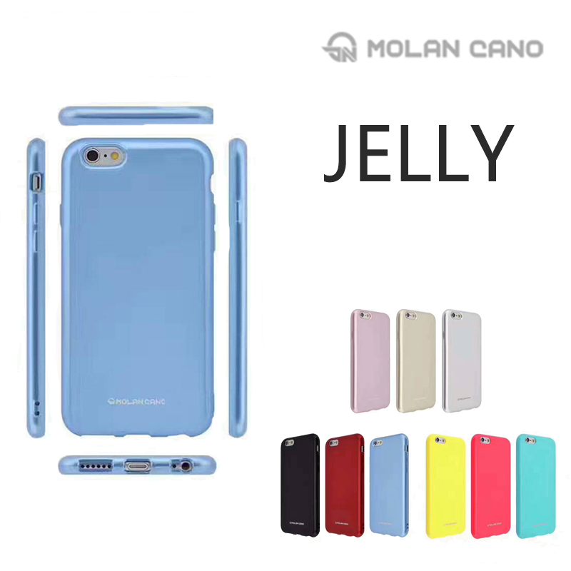 Molan Cano Jelly kryt Samsung Galaxy S10, gold