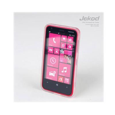 Silikónové puzdro JEKOD TPU Nokia Lumia 625 biele - TPU 9383be9b106