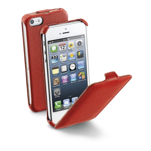 Puzdro flap CellularLine FLAP pre Apple iPhone 5   5S b49b029c74e