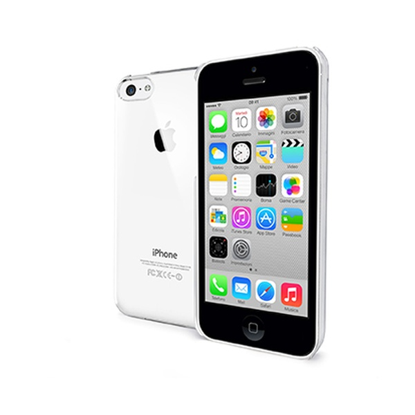 Silikónové puzdro CELLY TPU Gelskin pre Apple iPhone 5C 65112fd2053