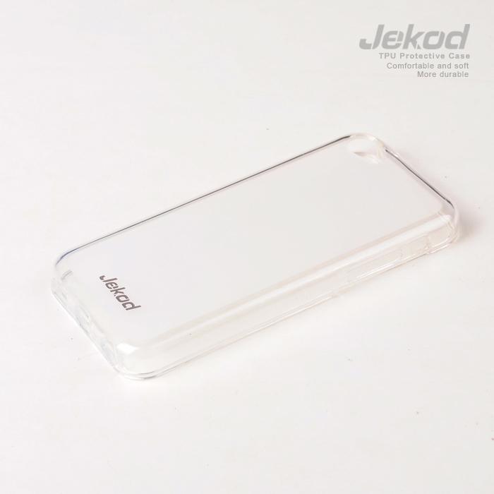 Silikónové ochranné puzdro JEKOD TPU Apple iPhone 5C 0370dc0038f