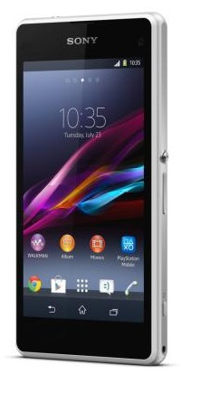 Sony Xperia Z1 Compact D5503 White