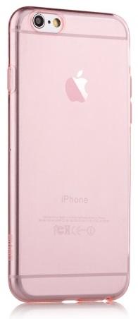 Ultratenke silikonove pouzdro Devia Naked pro Apple iPhone 6 0955d9e082e