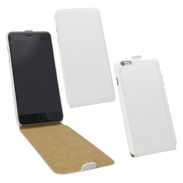Púzdro flip na Apple iPhone 6 Plus OZBO FLIP Premium bielej ... a0303520560