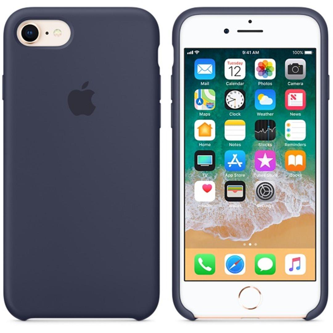 Silikónové púzdro Apple iPhone 6s Plus Midnight Blue - TPU ... af8e5c40d63