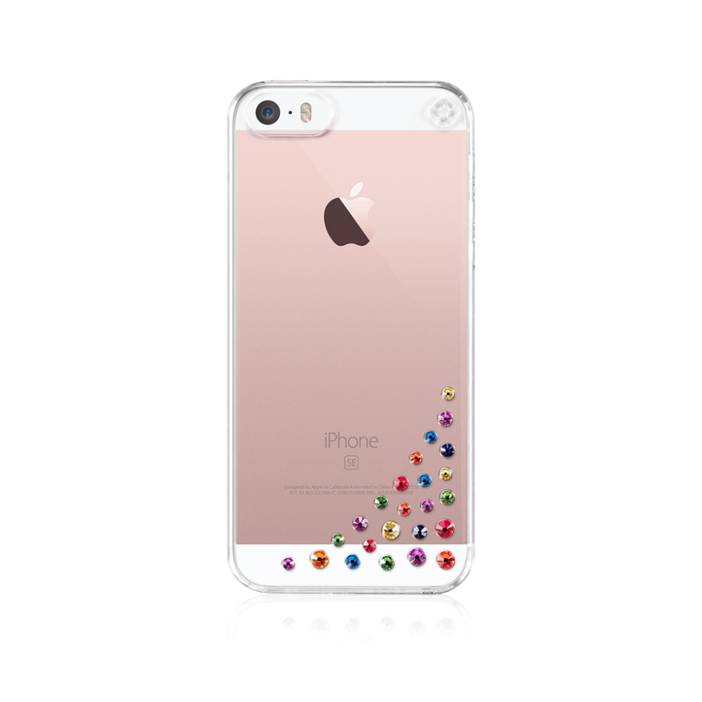 Puzdro Bling My Thing Diffusion Rainbow Mix Apple iPhone 5   5s   SE ... 791b8060e58