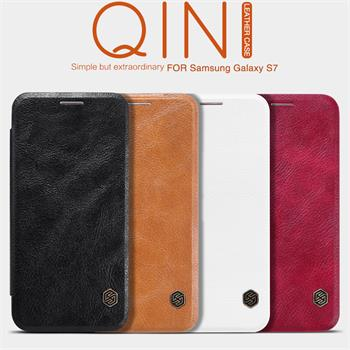 Puzdro Nillkin Qin Book na iPhone 5   5S   SE čierne - Flipová ... d739ea4ddc9