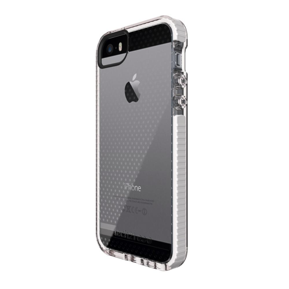 Zadný ochranný kryt Tech21 Evo Mesh pre Apple iPhone 5   5S   SE ... 8f65749fbb2