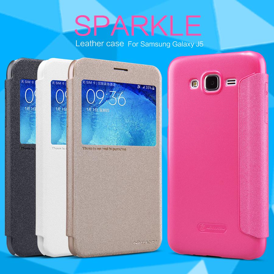 Pouzdro Nillkin Sparkle S View Pro Samsung J320 Galaxy J3