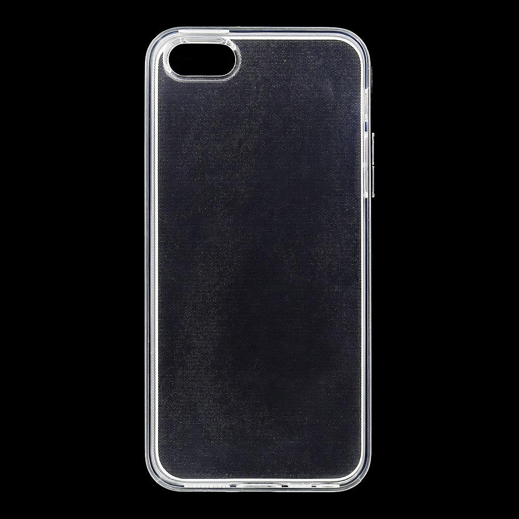 Silikonové pouzdro USAMS X-Match pro Apple iPhone 5S SE 81a5fd5befc