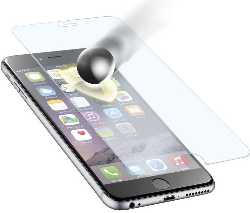 Prémiové tvrdené sklo CellularLine TETRA FORCE GLASS pre Apple iPhone 7 Plus 31b7b5127e1