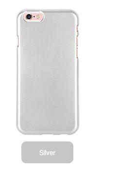 Silikónové puzdro Mercury i-Jelly METAL pre Apple iPhone 6   6S ... e8112fbdc3e