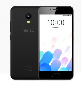 Mobilní telefon MeiZu M5C M710H Black