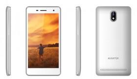 Mobilní telefon Aligator S5065 Duo White