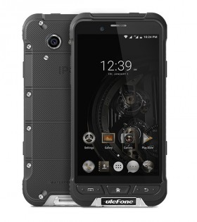 Mobilní telefon UleFone Armor Dual SIM Black