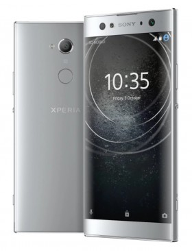 Mobilní telefon Sony Xperia XA2 Ultra H4213 Dual SIM Silver