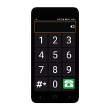 Mobilní telefon Maxcom Smart MS514 FS Dual SIM Black