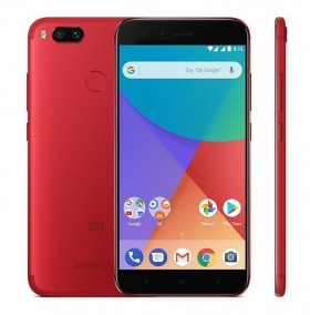 Mobilní telefon Xiaomi Mi A1 4GB / 64GB Global Version Red