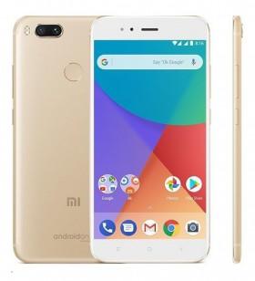 Mobilní telefon Xiaomi Mi A1 4GB / 32GB Global Version Gold