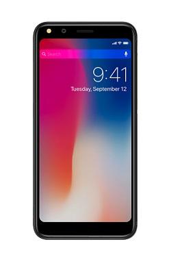 Mobilní telefon Doogee X53 Dual SIM Black