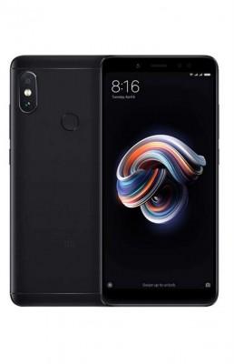 Mobilní telefon Xiaomi Redmi Note 5 Global 3GB/32GB Dual SIM Black