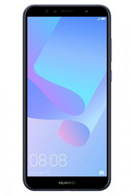 Huawei Y6 Prime 2018 DualSIM modrá