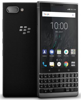 Blackberry Key 2 Athena 6GB / 64GB strieborná