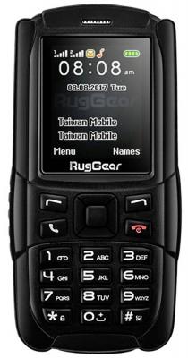 Tlačítkový telefon RugGear RG129