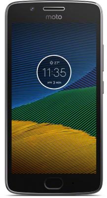 Chytrý telefon Lenovo Moto G5